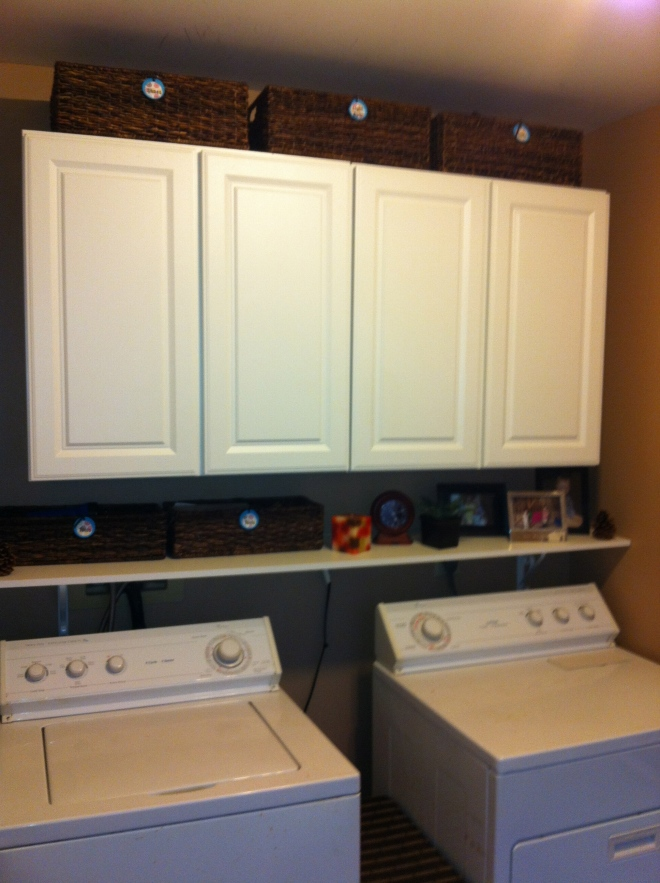 Our laundry room/ Mud Room Before